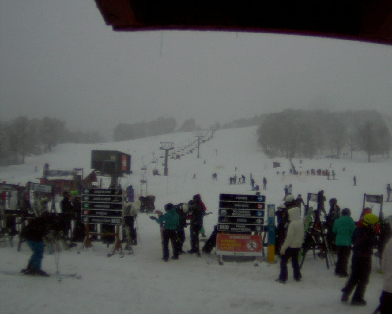 Webcams de Chapelco