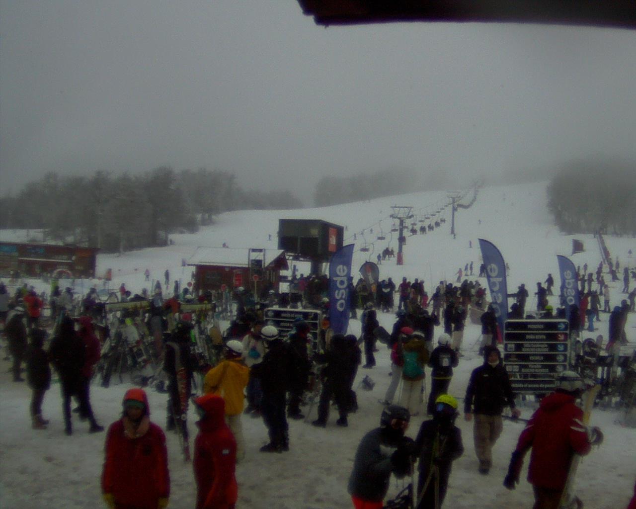 Webcams de Chapelco
