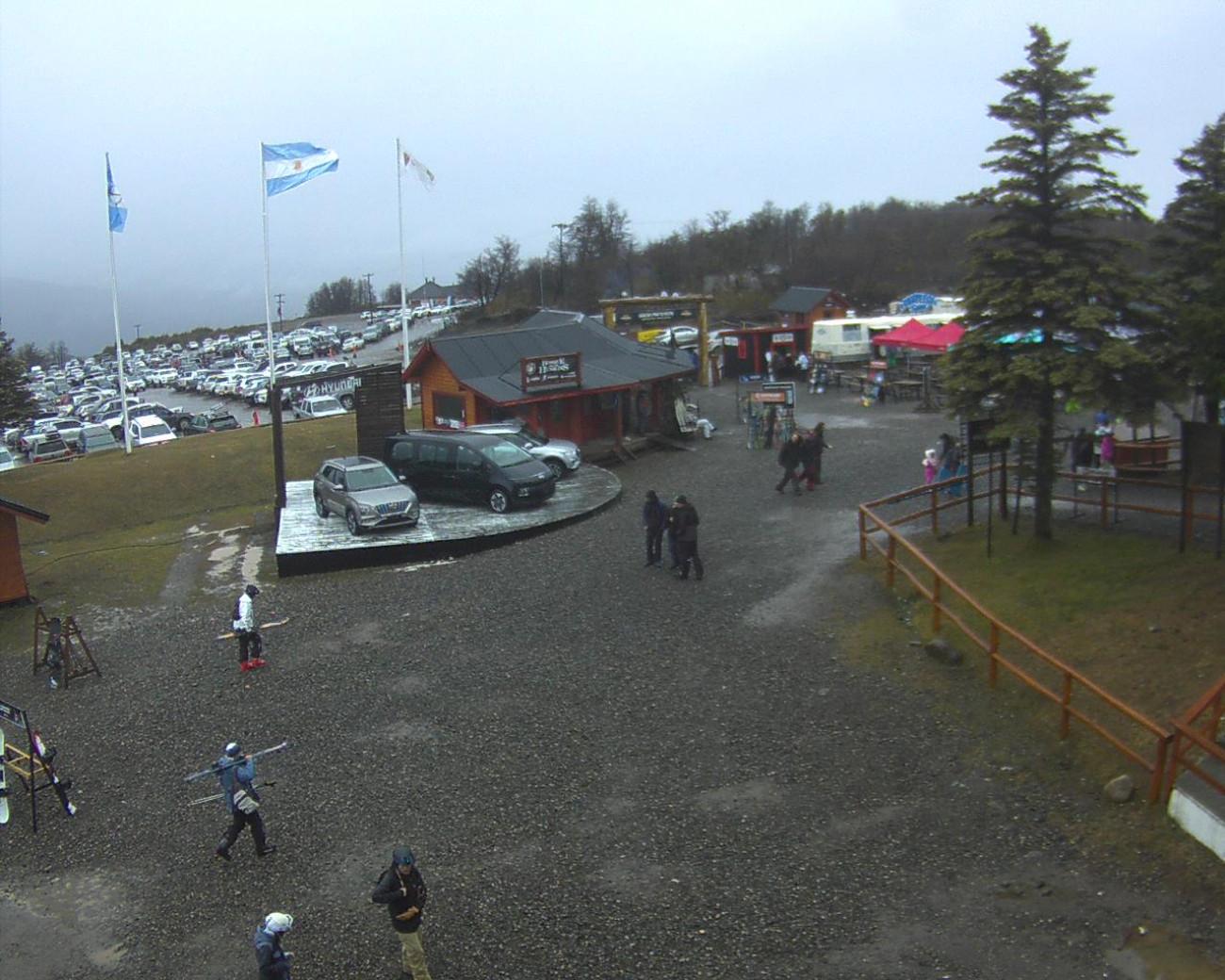 Webcam de la Estación de Esquí de Cerro Chapelco